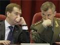 Медведев  потеснил  из верхушки МВД людей Путина