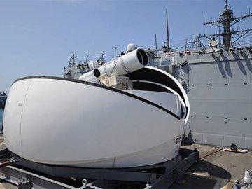 Армию США оснастят лазерным оружием в течение нескольких лет