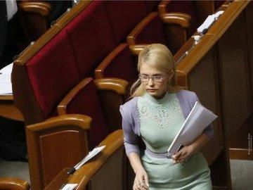 Тимошенко отправилась в США на переговоры с  влиятельными людьми