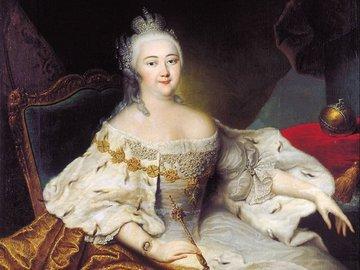 Как младшая дочь Петра I стала императрицей