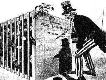 Советский ковчег : как из Америки к большевикам отправили пароход с инакомыслящими