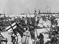 Как немецкие рыцари провалились под лед в сражении с отцом Александра Невского