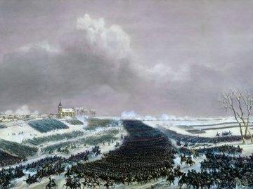 За шесть лет до Бородина и пожара Москвы: трудная зима Наполеона