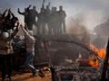 Каддафи обещает страшную войну между мусульманами и христианами