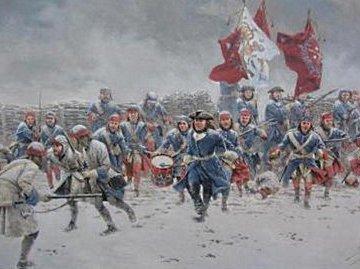 Первая победа: как русские разбили шведов после унижения у Нарвы