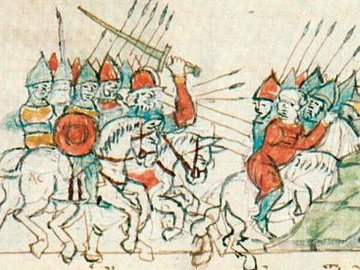 Почти неизвестная победа: как русские разбили  князя ордынского  задолго до Куликова поля