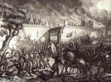Как немцы и шотландцы устроили бой из-за пива, а выиграли русские
