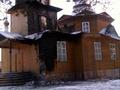 Храм Казанской Божьей матери сгорел под Иркутском