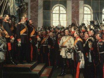 Второй рейх: как немцы провозгласили империю во дворце французских королей