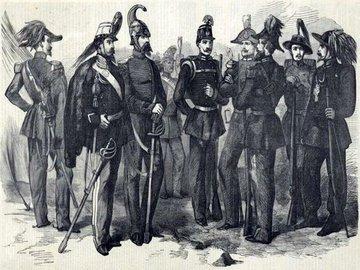 Почему итальянцы участвовали в ненужной им Крымской войне