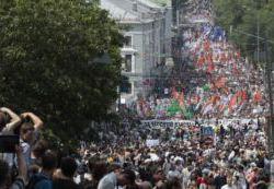 Блогосфера: Московские власти не утверждают маршрут «Марша свободы», а у активиста «Солидарности» проходят обыски
