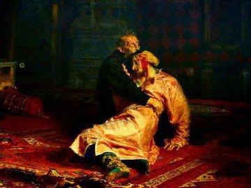 Поврежденная вандалом картина Репина оказалась без страховки