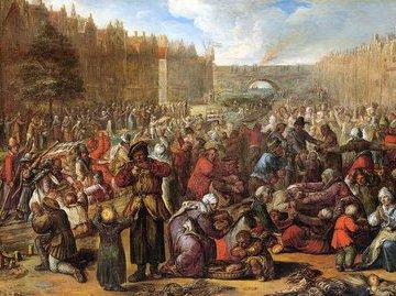 За что инквизиция приговорила к смертной казни всех жителей Нидерландов