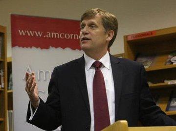 Экс-посол Макфол призвал выгнать Россию из Интерпола