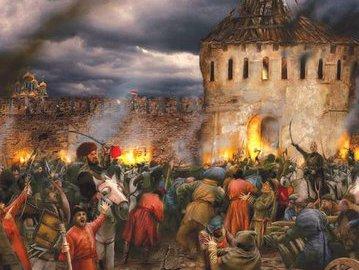 Первый поход Пожарского на Москву: почему поляки одержали верх