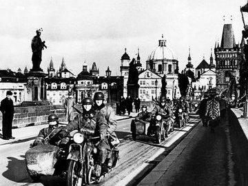 Бой капитана Павлика: единственная попытка отпора немцам при оккупации Чехословакии