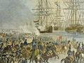 Как  Генерал Мороз  помог французам захватить Голландию