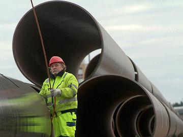 Дания решила замедлить строительство  Северного потока - 2