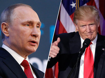 В Британии опасаются последствий встречи Путина и Трампа