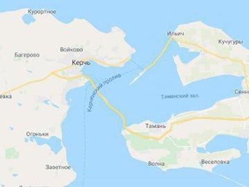 Крымский мост назвали причиной санкций против России