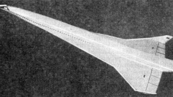 Ту-2000: история уникального самолета, погубленного перестройкой