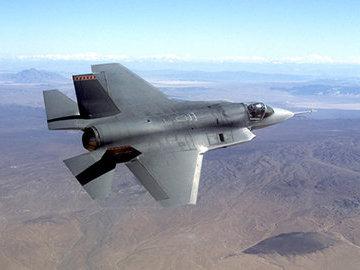 СМИ США нашли в России технологии, которые сделают бесполезными  невидимки  F-35