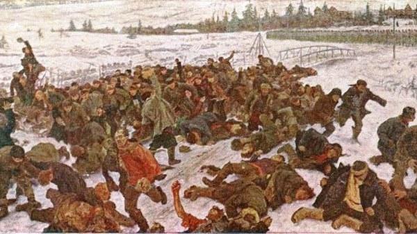 Ленский расстрел: трагедия, на которую власти ответили  Так было, так будет!