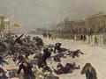 Кровавое воскресенье : почему Николай II отсутствовал в Петербурге