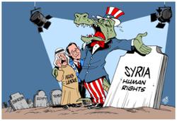 Вашингтон готовится к вторжению в Сирию?