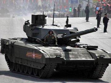 Российскую армию оставят без  Армат . Почти