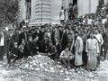 Постыдное зрелище :  забытый  московский погром 1915 года
