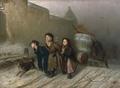 Самые загадочные картины русских художников