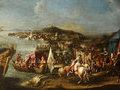 Осада Данцига: первое в истории сражение русских с французами