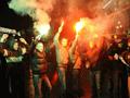 ГУВД Москвы отказалось преследовать фанатов за националистические лозунги