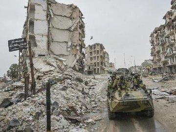 СМИ: Россия готова показать свою силу на Ближнем Востоке