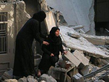 Германия пожалела денег на восстановление Сирии. Но виноват Путин