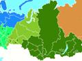 В России грядет большой передел территорий