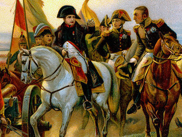 Названа еще одна версия разгрома Наполеона