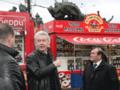 Московские чиновники от страха быть уволенными самовольно сносили ларьки