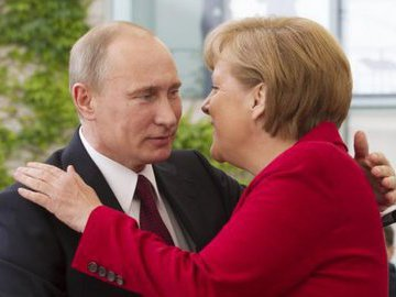Меркель объяснила грузинам, почему для Германии важен российский газ