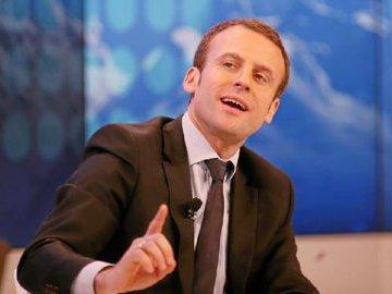 Макрон пожелал, чтобы Европа переосмыслила отношения с Россией