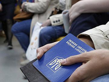 А нас-то за шо?! : Украина  уличила  Россию в мести за биометрический контроль