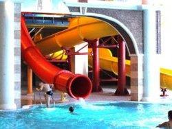 В аквапарке Ленинградской области дети отравились средством для чистки бассейна