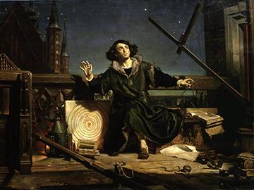 Загадки и ошибки учения Николая Коперника