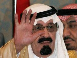 Король Саудовской Аравии спас своего подданного от ожирения