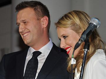 Сторонники Навального и Собчак поспорили, кто более мерзок