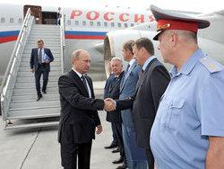 Путин направился на Дальний Восток, чтобы оценить паводковую обстановку