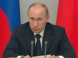Президент России пообещал посадить чиновников на баланду