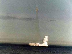 Из акватории Средиземного моря были выпущены баллистические ракеты