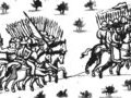 Последний бой хана Кучума, победителя Ермака